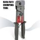 GOLDTOOL Crimping Tool Double TTK-071