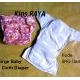 cloth diaper reusable George Baby 02