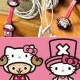 Korean creativity fashion cartton kitty design winder (2pcs)