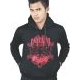 Sweater Cowok PL413 | Fleece
