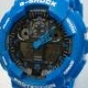 G-Shock GA100 Full Blue