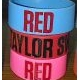Wristband TAYLOR SWIFT RED