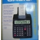 Casio Calculator HR-100TM (Adapter Included)
